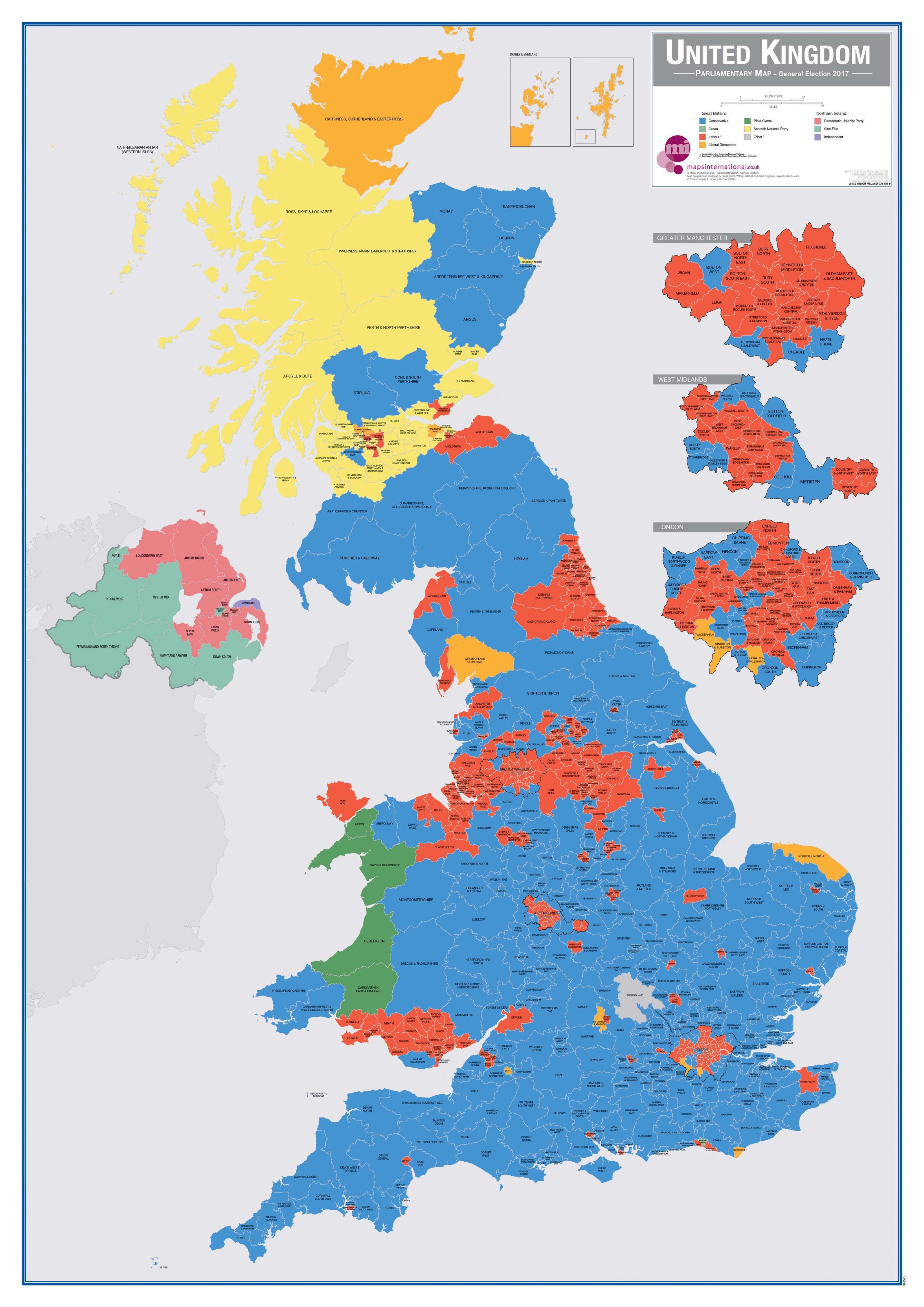 Karte Uk.Karte Von East Coast Grossbritannien Karte Von East Uk